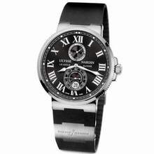 Ulysse Nardin Marine Chronometer 263-67-3/42 Mens Watch