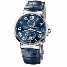 Ulysse Nardin Marine Chronometer 263-67/43 Mens Watch
