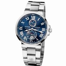 Ulysse Nardin Marine Chronometer 263-67-7/43 Mens Watch