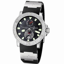 Ulysse Nardin Marine Diver 263-33-3/92 Mens Watch