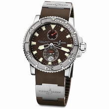 Ulysse Nardin Marine Diver 263-33-3/95 Mens Watch