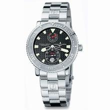 Ulysse Nardin Marine Diver 263-55-7/92 Mens Watch
