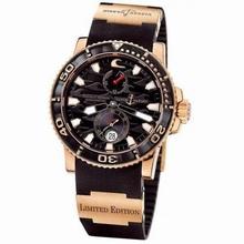 Ulysse Nardin Marine Diver 266-37LE-3A Mens Watch