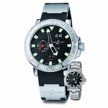 Ulysse Nardin Marine Diver 333-88-3/92 Mens Watch