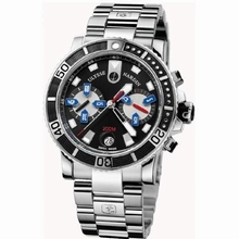 Ulysse Nardin Marine Diver 8003-102-7/92 Mens Watch
