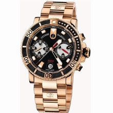 Ulysse Nardin Marine Diver 8006-102-8m/92 Mens Watch