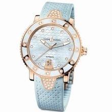 Ulysse Nardin Marine Ladies 8106-101e-3c/13 Ladies Watch
