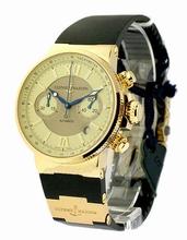 Ulysse Nardin Maxi Marine 356-66-3/354 Mens Watch