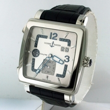 Ulysse Nardin Quadrato 243-92/601 Automatic Watch