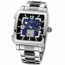 Ulysse Nardin Quadrato 243-92-7/632 Mens Watch