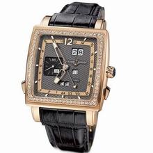 Ulysse Nardin Quadrato 326-90B/69 Automatic Watch