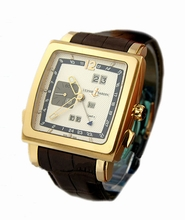 Ulysse Nardin Quadrato GMT Perpetual 326-90/61 Mens Watch