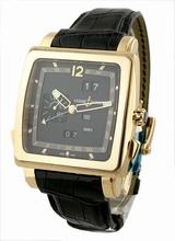 Ulysse Nardin Quadrato GMT Perpetual 326-90/62 Mens Watch
