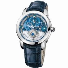 Ulysse Nardin Royal Blue Mystery 799-82 Mens Watch
