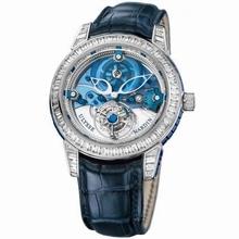 Ulysse Nardin Royal Blue Mystery 799-99BAG Mens Watch