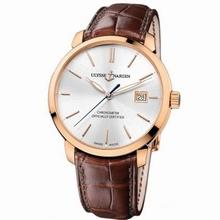 Ulysse Nardin San Marco 8156-111-2/91 Automatic Watch