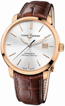 Ulysse Nardin San Marco 8156-111-2/91 Mens Watch