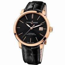 Ulysse Nardin San Marco 8156-111-2/92 Automatic Watch