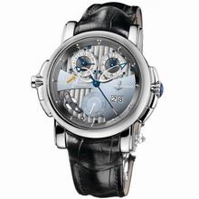 Ulysse Nardin Sonata 670-85 Mens Watch