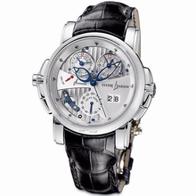 Ulysse Nardin Sonata 670-88 Mens Watch