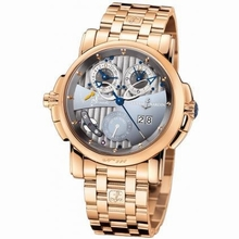 Ulysse Nardin Sonata 676-85-8 Mens Watch