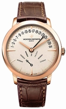 Vacheron Constantin Patrimony 86020.000R-9239 Mens Watch