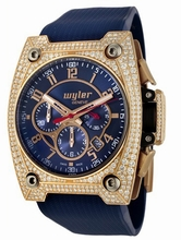 Wyler Geneve Code R 100.2.31.BL1.RBL Mens Watch