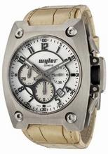 Wyler Geneve Code R 100.4.00.CH1.CBR Automatic Watch