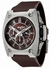 Wyler Geneve Code R 100.4.00.CH1.RBR Automatic Watch