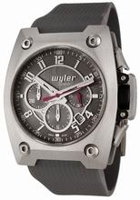 Wyler Geneve Code R 100.4.00.GR1.RGY Mens Watch