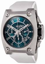 Wyler Geneve Code R 100.4.00.PE1.RWH Mens Watch