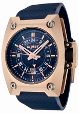 Wyler Geneve Code R 200.2.00.BL1.RBL Mens Watch