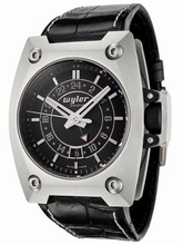Wyler Geneve Code R 200.4.00.BB.1.CBA Automatic Watch