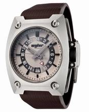 Wyler Geneve Code R 200.4.00.EG1.RBR Mens Watch