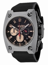 Wyler Geneve Dakar Rally 100.7.00.BRN.RBA Mens Watch