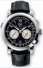A. Lange & Sohne Double Split Chrono 404.035 Mens Watch