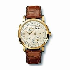 A. Lange & Sohne Grand Lange 1 116.021 Mens Watch