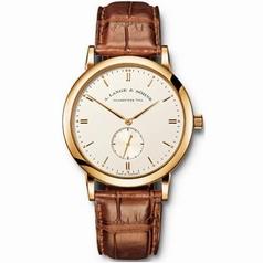 A. Lange & Sohne Saxonia 215.021 Mens Watch