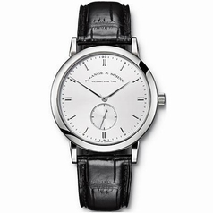 A. Lange & Sohne Saxonia 215.026 Manual Wind Watch