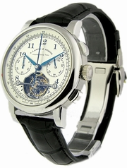 A. Lange & Sohne Turbograph 702.025 Mens Watch