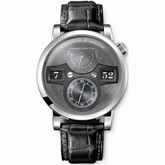 A. Lange & Sohne Zeitwerk 140.035 Mens Watch
