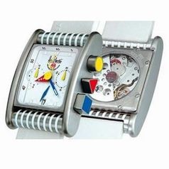 Alain Silberstein Bolido BK 302P Automatic Watch