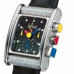 Alain Silberstein Bolido BK 61 A Mens Watch