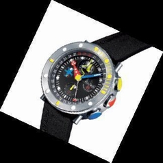 Alain Silberstein Marine MK 302 B Mens Watch