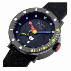 Alain Silberstein Marine MS 401 B Mens Watch