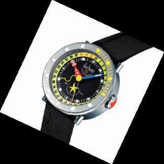 Alain Silberstein Marine MV 301 B Mens Watch