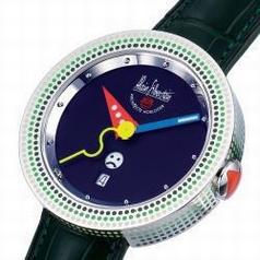 Alain Silberstein Rondo OS 0502 Midsize Watch