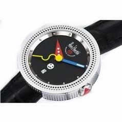 Alain Silberstein Rondo OS 0504 Midsize Watch
