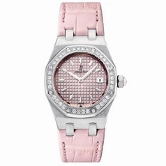 Audemars Piguet Royal Oak 67601ST.ZZ.D057CR.01 Ladies Watch