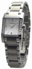 Baume Mercier Diamant M0A08569 Ladies Watch